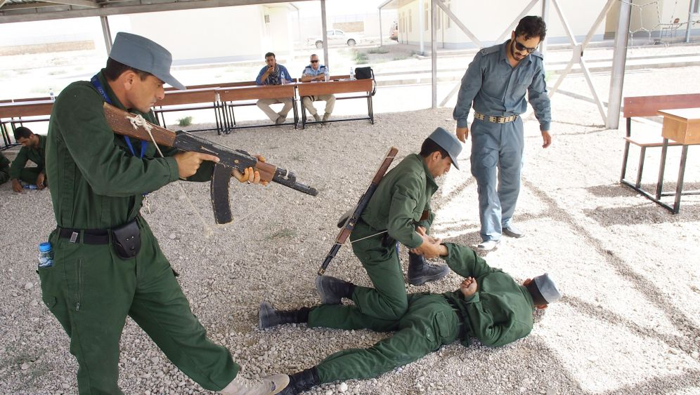 Photo Gallery: The Challenges of Training Police in Afghanistan