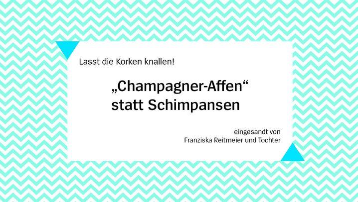 Best-Of Kinderworte: Eulenkleber und Champagner-Affen