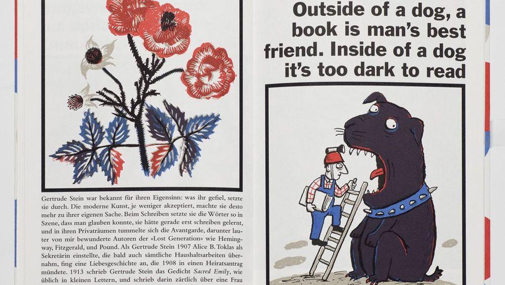 Illustrationen: Schatztruhe der Bild gewordenen Worte