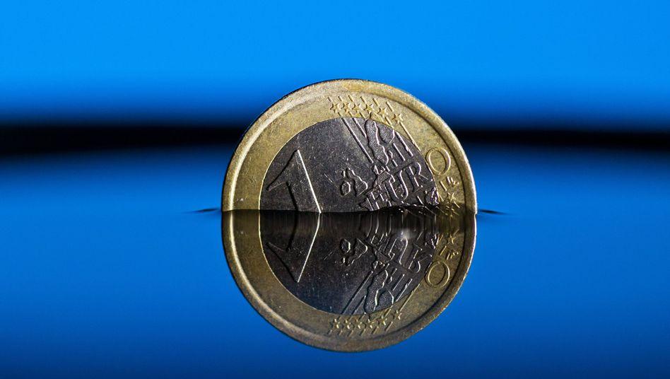 Euro-Münze: Begrenzte Lebensdauer