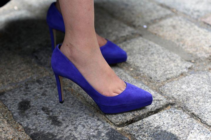 Schuhe: Sergio Rossi, 400 Pfund
