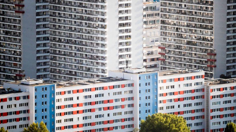 Wohnungen in Berlin (Symbolbild): Mieten für rund 1,5 Millionen Wohnungen eingefroren