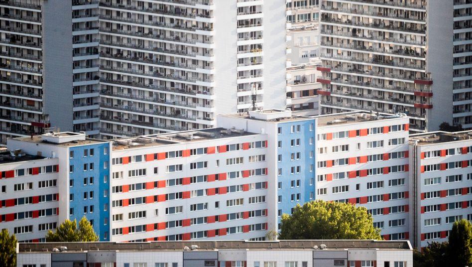 Hochhäuser in der Leipziger Straße: Wohnen wird teurer
