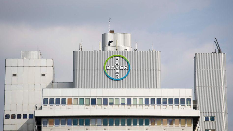 Bayer-Pharmasparte in Berlin