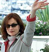 Preisträgerin Isabelle Huppert: Au revoir, Cannes!