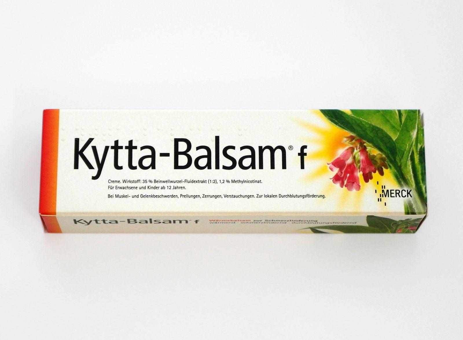 Medikamentencheck/ Kyatt-Balsam f