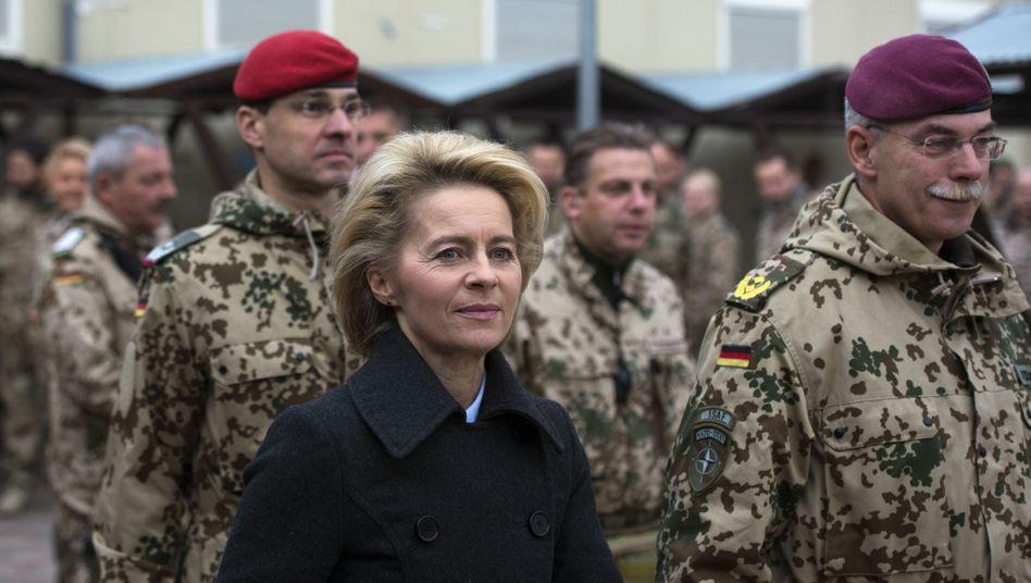 Ministerin von der Leyen in Afghanistan: Verantwortung definiert sich nicht militärisch