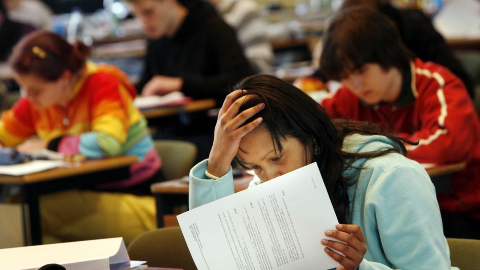 """Abiturienten (Archiv): """"Die meisten Menschen sind durchschnittlich intelligent"""""""