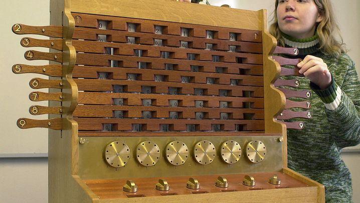 Historische Rechner: Von der Rechenmechanik zum Supercomputer