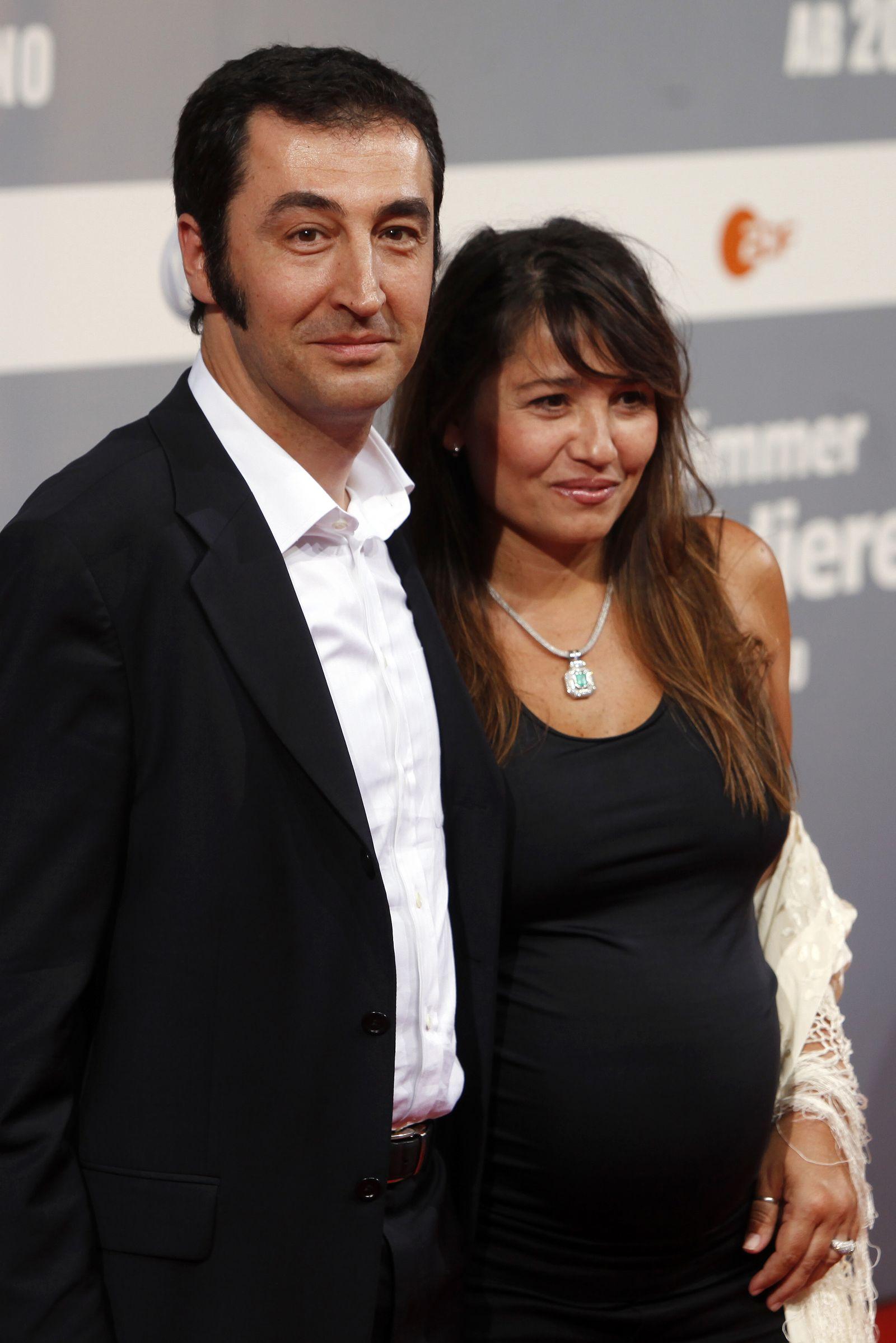 Özdemir / Ehefrau Pia / Kinopremiere