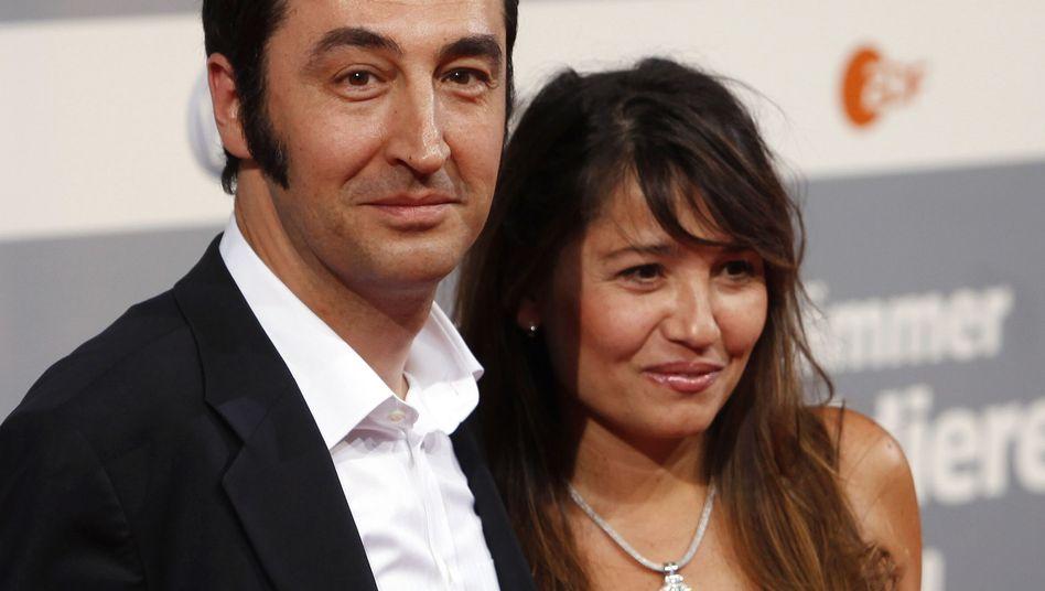 """Cem Özdemir und Ehefrau Pia Maria Castro: """"Baby und Mutter sind gesund"""""""