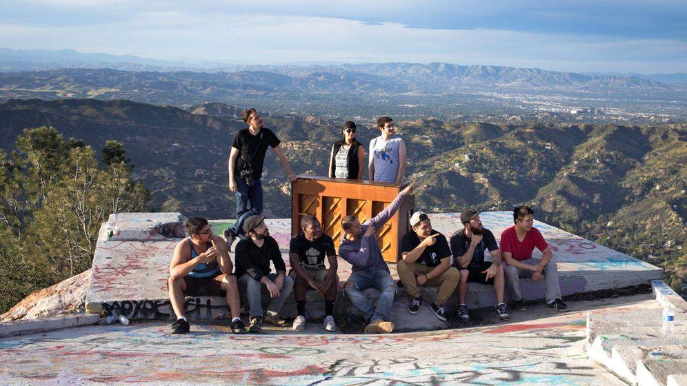 Kuriosum in Kalifornien: Ein Klavier, ein Klavier