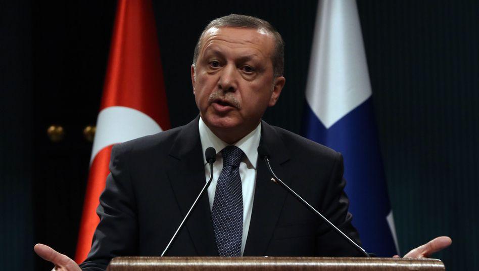 Erdogan: Wieder eine Wahlniederlage?