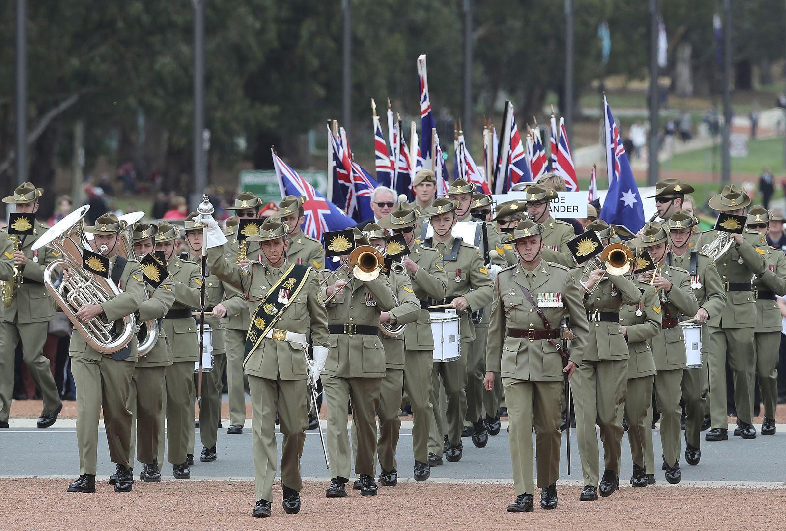 Australia Anzac Day