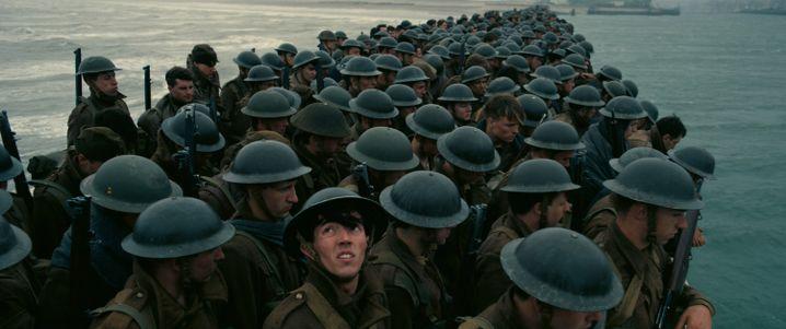 "Szenenbild aus ""Dunkirk"" (""Dünkirchen"") von Christopher Nolan"