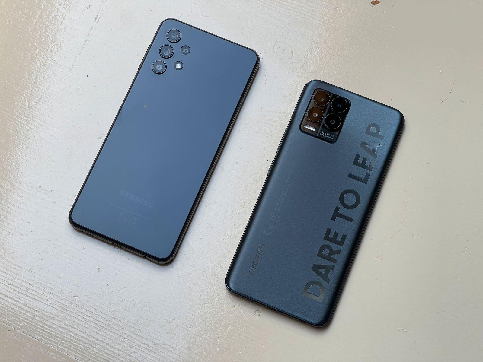 Realme 8 Pro / Galaxy A32