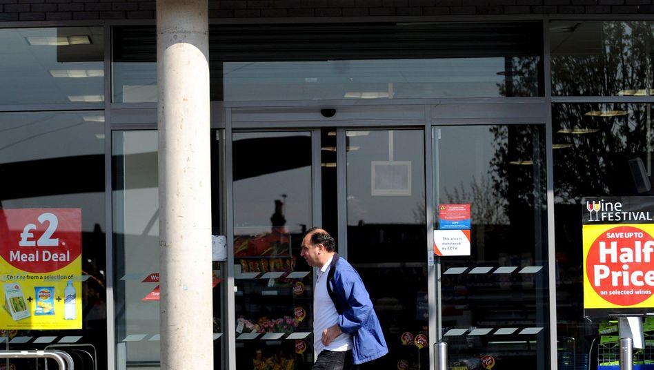 Tesco-Geschäft in London: Vielleicht noch einen Energydrink?