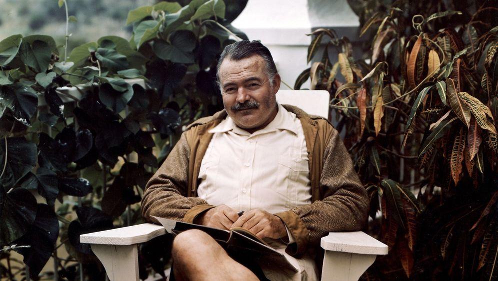 Post von Hemingway: Gebrechen, Steuersorgen und eine tote Katze