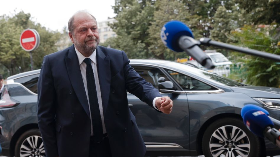 Frankreichs Justizminister Dupond-Moretti