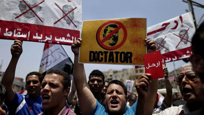 Massenproteste von Mursi-Gegnern: Angespannte Lage in Ägypten