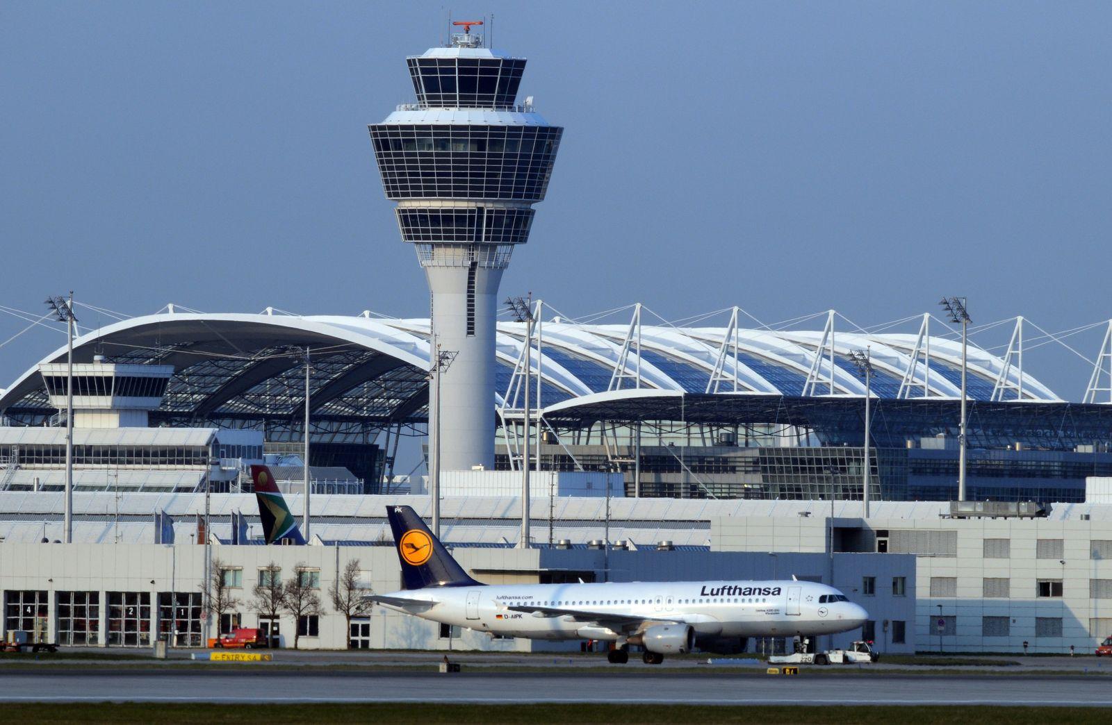 Flughafen / München