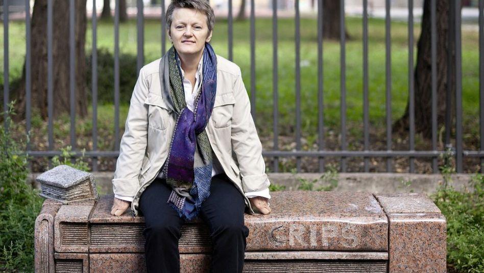 Wahlkämpferin Künast: »Ich will, ich kann, aber ich darf nicht«