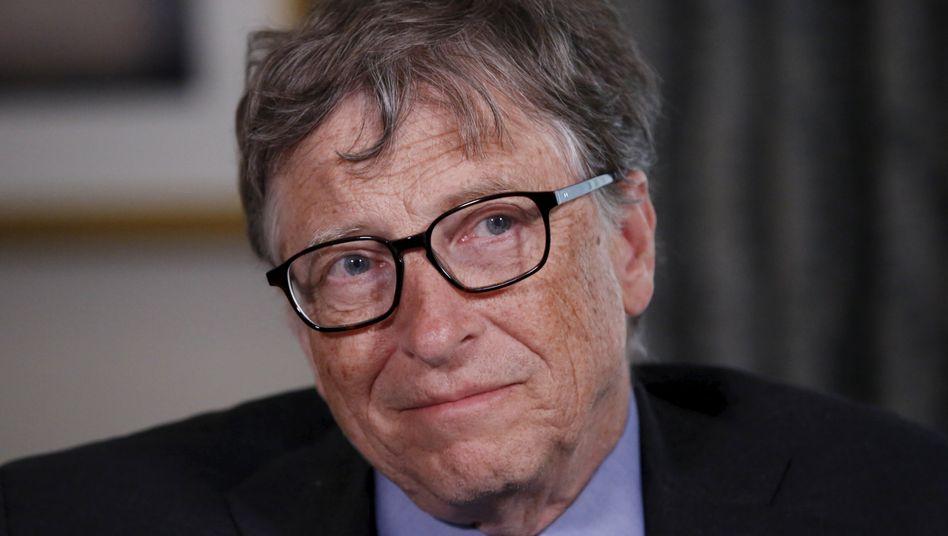 Multimilliardär und Investor Bill Gates: Millionen von Dollar in die Gründung des Kunstfleischproduzenten Beyond Meat gesteckt