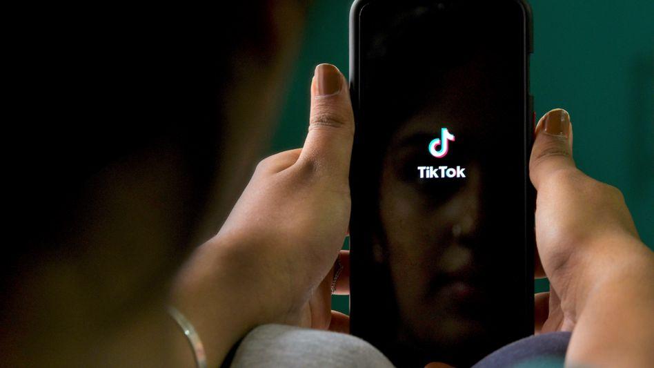 Video-App TikTok: Peking ordnet Erlaubnisvorbehalt an