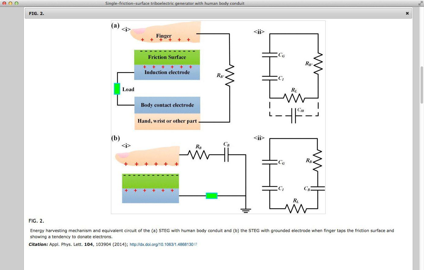 NUR ALS ZITAT Screenshot Applied Physics Letters 2014
