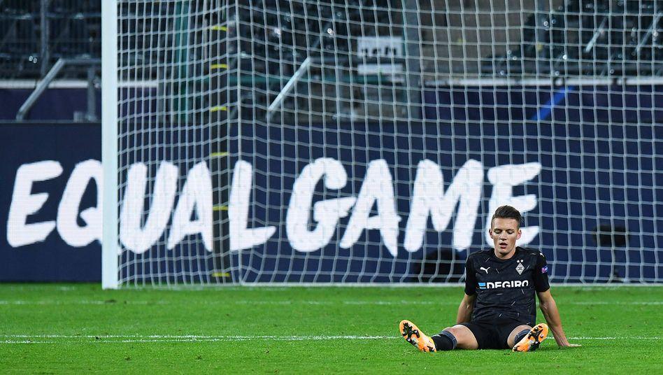 Hannes Wolf vergab in der Nachspielzeit eine aussichtsreiche Kontergelegenheit durch einen schlecht getimten Pass