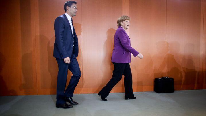 Leihstimmen: Merkel denkt zuerst an sich