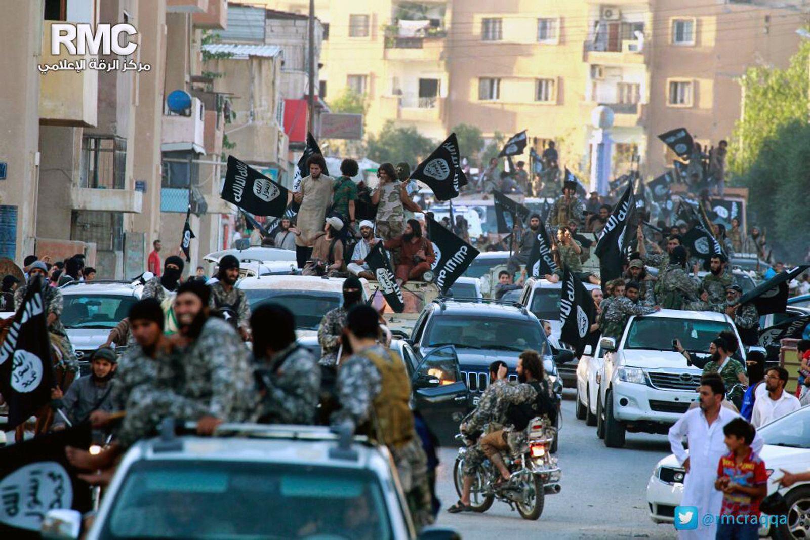 Islamic State/ Rakka