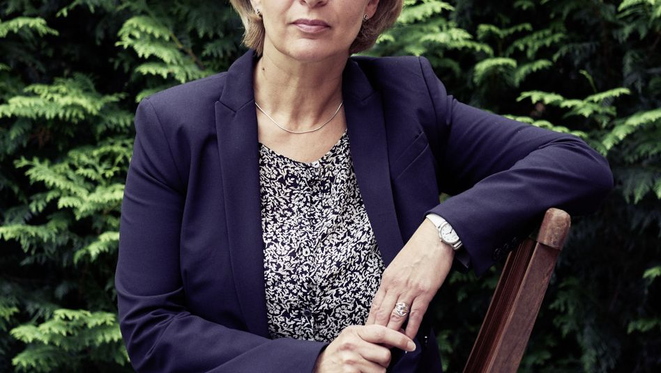 """Politikerin Twesten in ihrem Garten: """"Mit so viel Wut habe ich nicht gerechnet"""""""