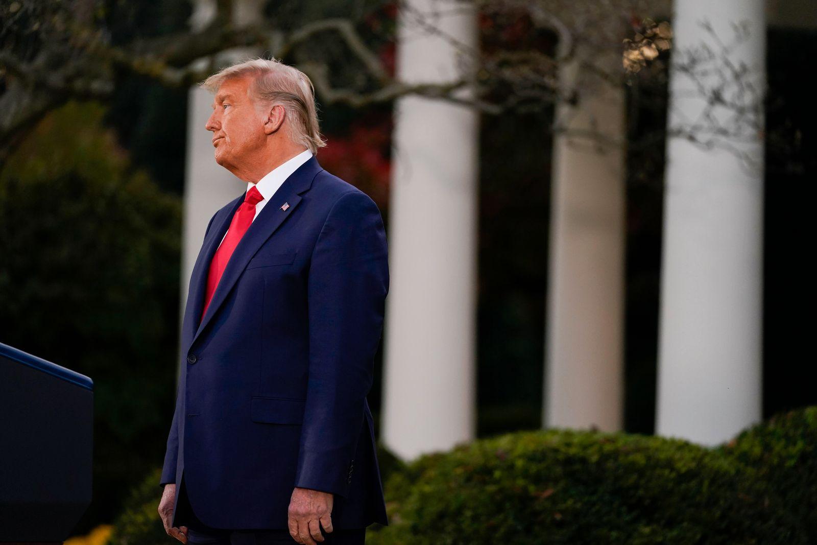US-Präsident Trump