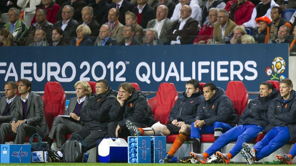 """Oranje-Spieler van Bommel: """"Das eingetreten, was wir befürchtet hatten"""""""