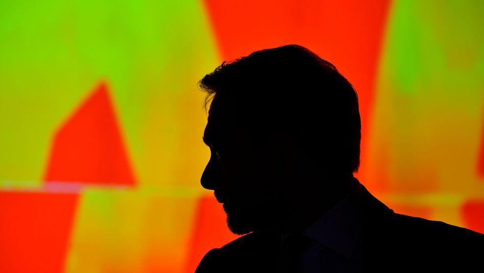 Christian Lindner beim FDP-Parteitag