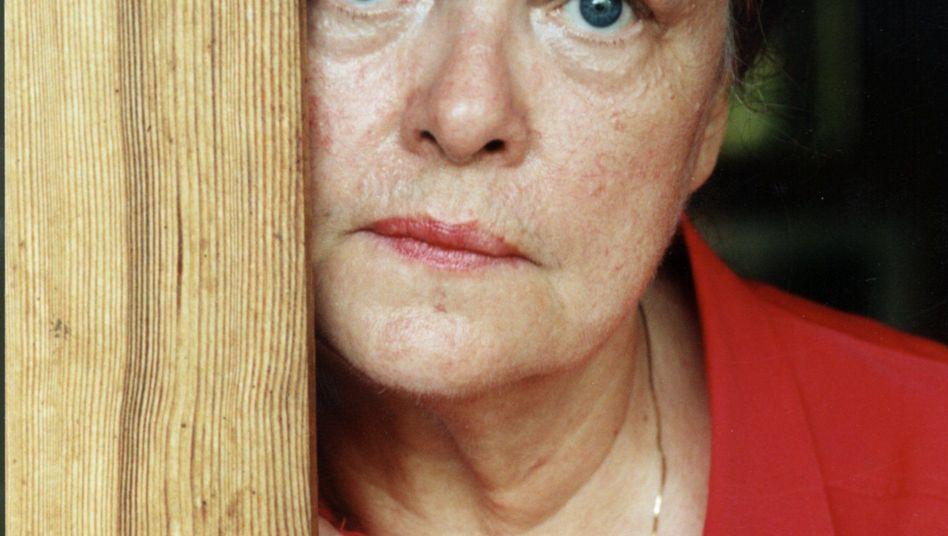 Eva Strittmatter 1997 in Berlin: Dichten als Auflehnung gegen die Existenz als Bauersfrau
