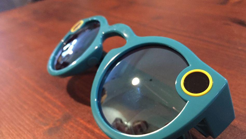 Spectacles-Brille für Snapchat
