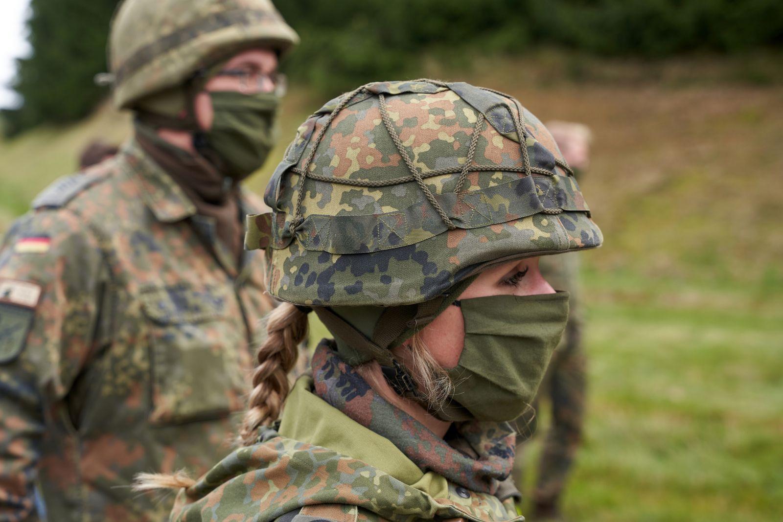 Nationale Luftverteidigungsübung ?Resilient Guard 2020?
