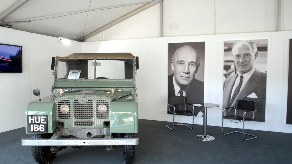 65 Jahre Land Rover: Allrad bereit