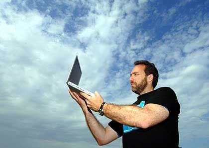 Gründer Jimmy Wales: Wikipedia hat Ende der Fahnenstange bald erreicht