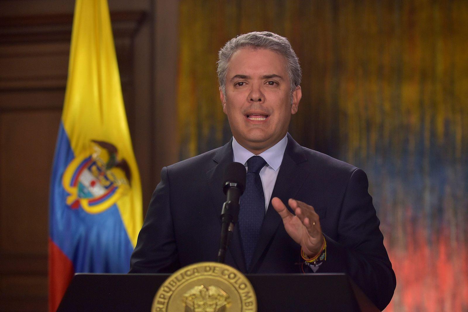 COLOMBIA-BLAST/