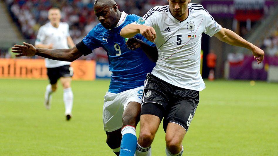 EM-Spiel Italien gegen Deutschland: Neues Turnier nach der WM 2018 geplant