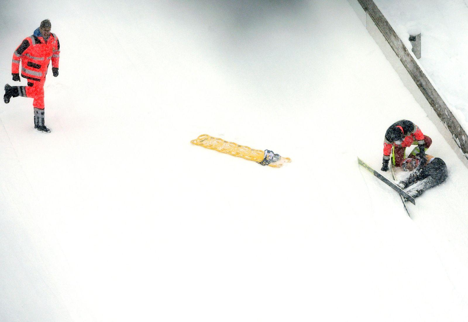 Weltcup Frauen Skispringen in Hinterzarten