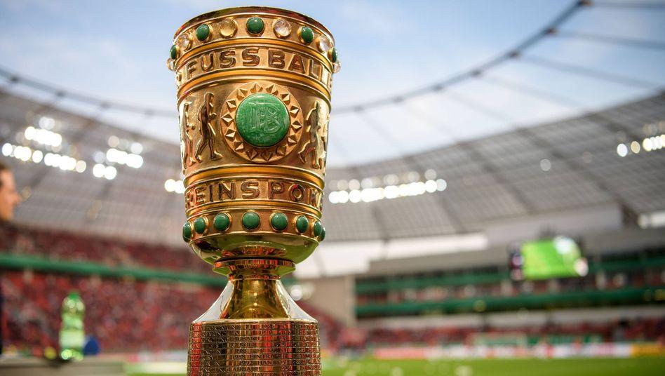 Die Halbfinalpartien des DFB-Pokals finden am 1. und 2. Mai statt