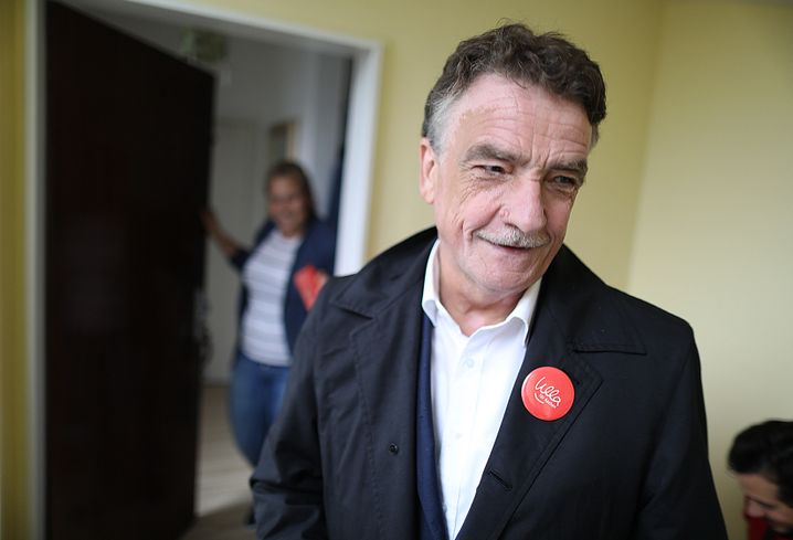 SPD-Landeschef Groschek