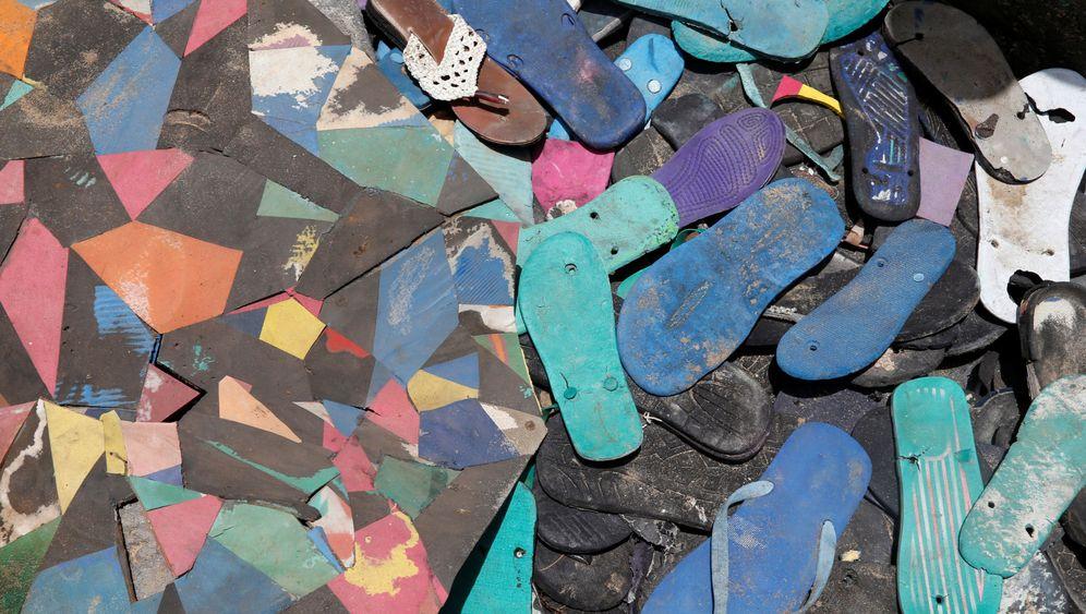 Projekt Flipflopi: Boot aus Plastikmüll