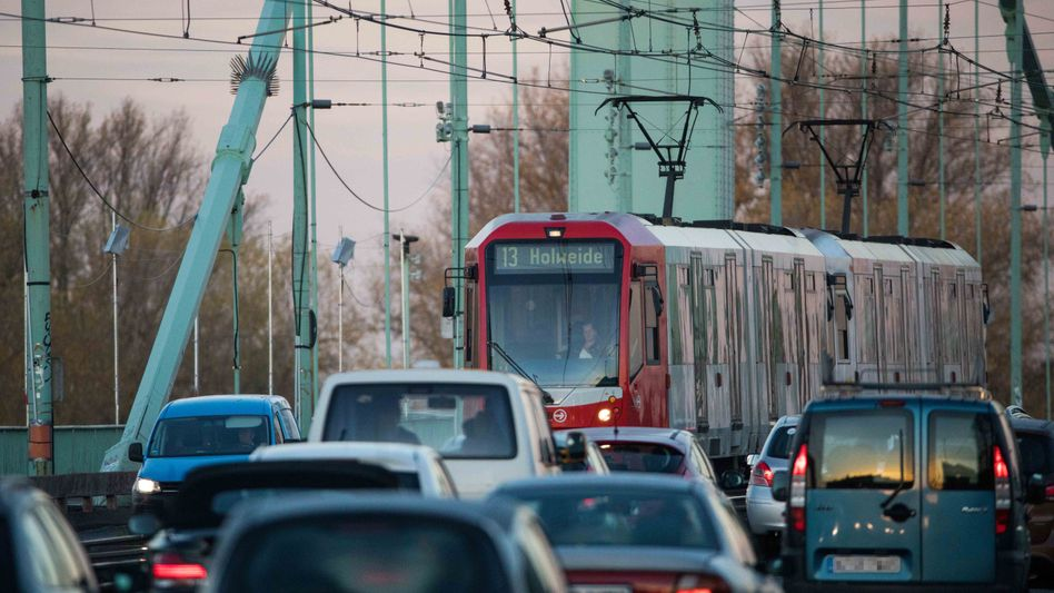 Verkehr in Köln