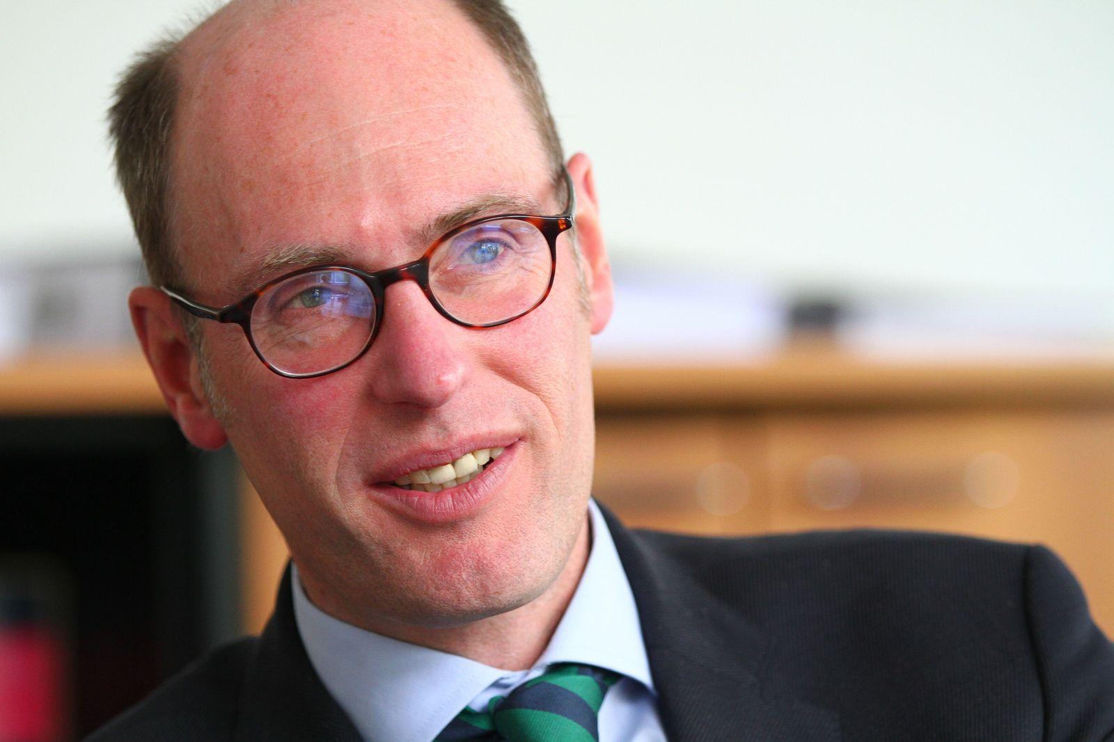 Peter-André Alt, FU-Präsident