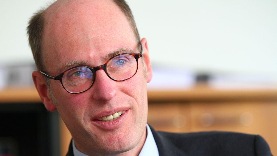 """HRK-Präsident Peter-André Alt: """"Nicht alle zwei Wochen die Strategie ändern"""""""